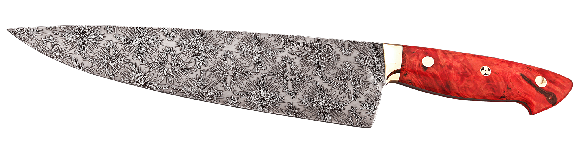 Uncategorized Damascus Kitchen Knives bob kramer knives gallery 10 chef knife pulse mosaic damascus european style dyed big leaf maple handle