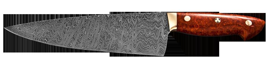 bob kramer   kramer knives - design & materials