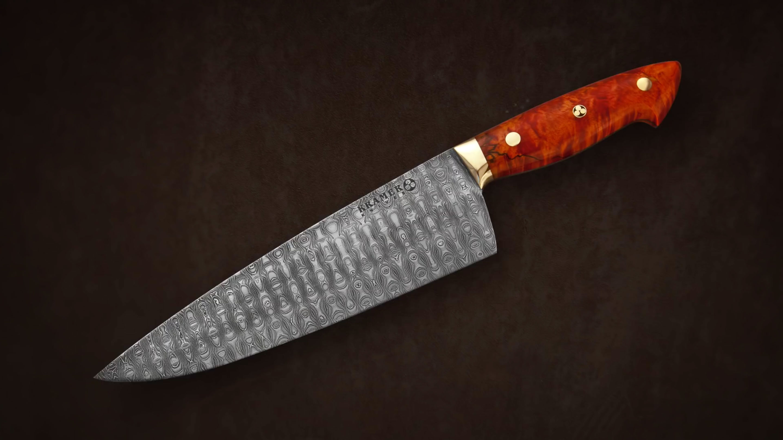 Kramer Knives Auction & Ready-Made Membership - Kramer Knives