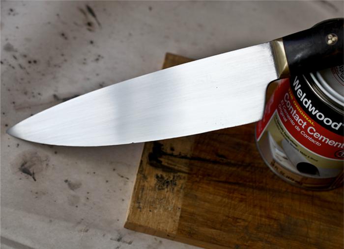 Kramer Knives | Step 4: Care Polish Kit | Kit Supplies