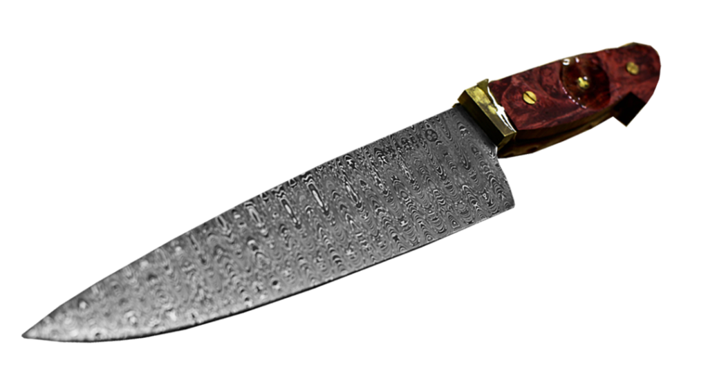 Con Roughed | Damascus Steel | Kramer Knives