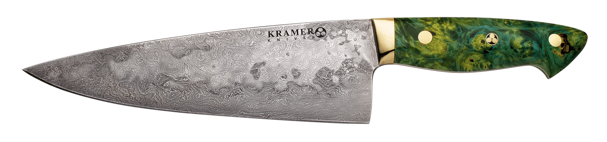 8″ MOHAI Meteorite Chef's Knife | Kramer Knives