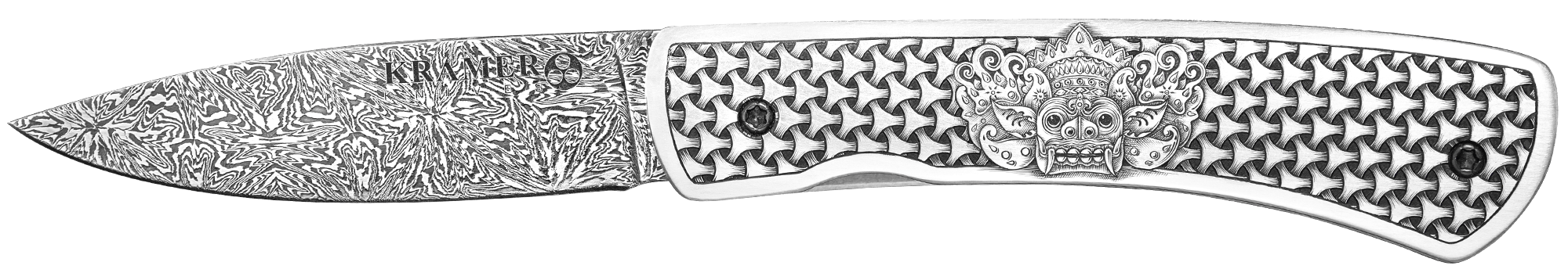 Barong Folding Knife | Kramer Knives